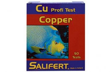 Salifert Copper ProfiTest Kit